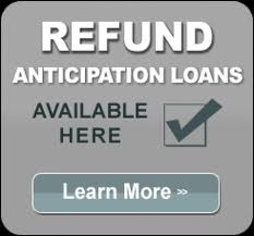 refund anticipation loans in Spartanburg SC