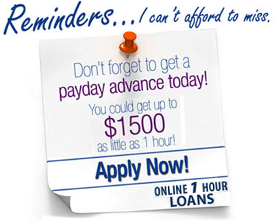 Know the Benefits of an Online Payday Loan